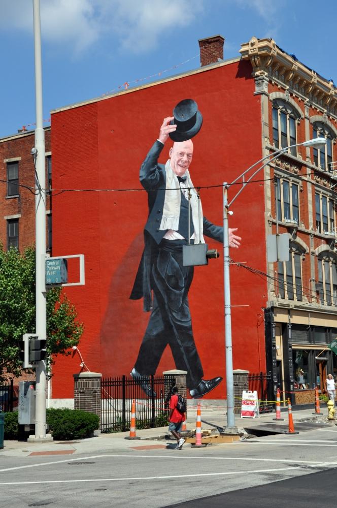 Cincinnati s downtown murals the cincinnati aesthete for Cincinnatus mural