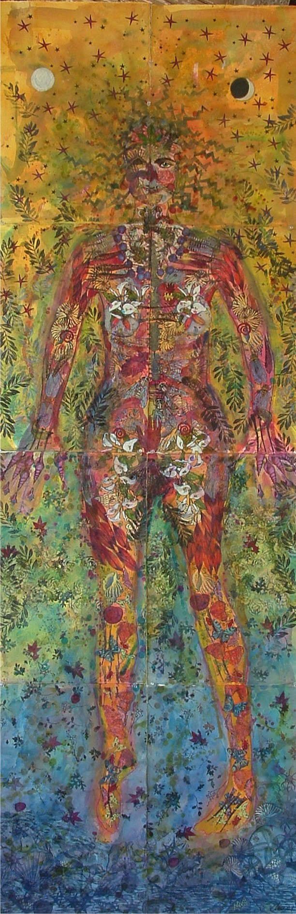 Eve Halena Cline source: the artist