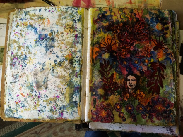 Halena Cline's notebook